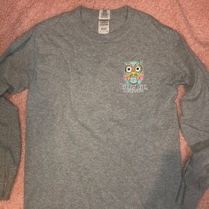 Southern Originals Girlie Girl Long sleeve Shirt